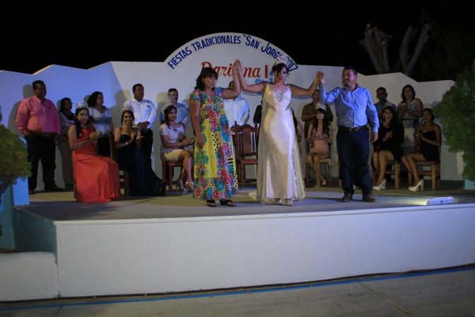 ¡San Jorge ya tiene reina para sus fiestas tradicionales 2017!