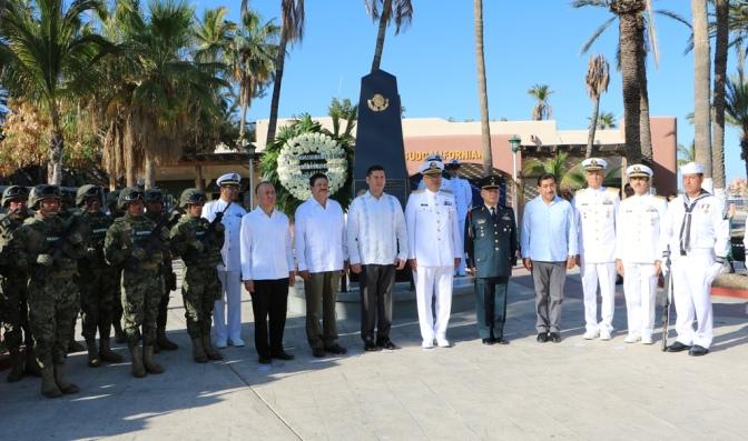 Reconoce Gobierno del Estado labor de las fuerzas armadas
