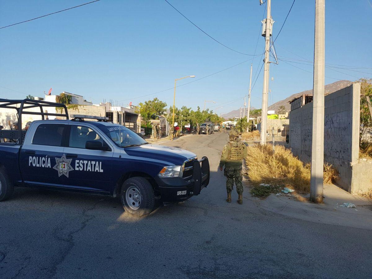 ¡Enfrentamiento a balazos esta madrugada dejó 7 civiles muertos y 1 Marino! #SanJoséDelCabo