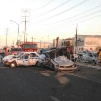 POLICÍACA: Dos personas fallecidas en TRÁGICO accidente en Los Cangrejos, Cabo San Lucas.