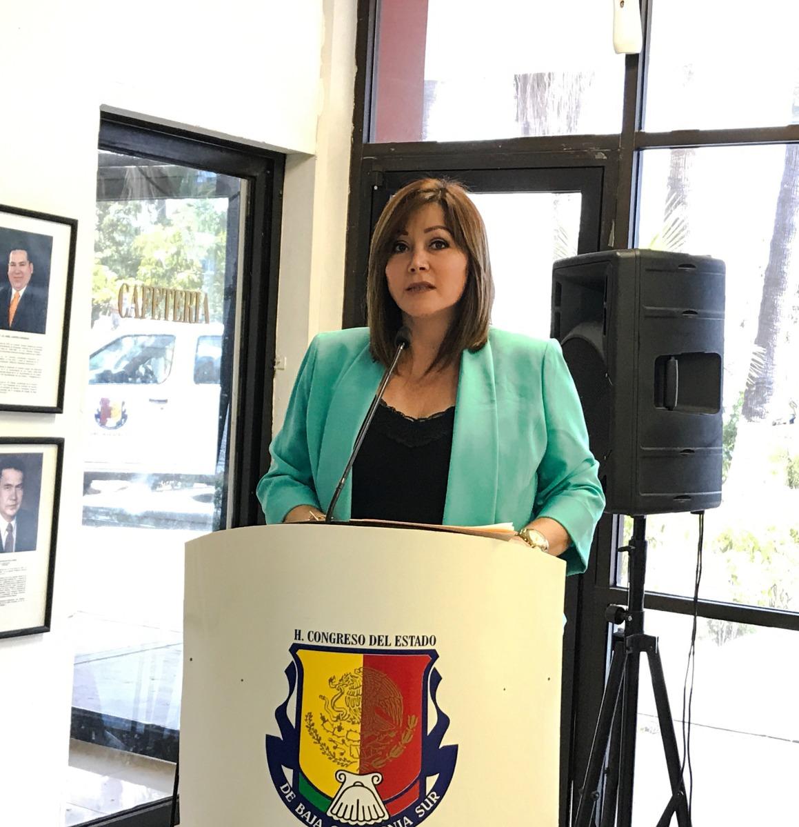 Plantea Dip. Norma Peña crear un Centro Estatal de Prevención del Delito con participación ciudadana.