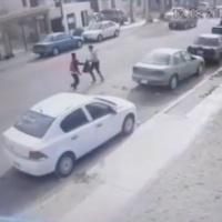 VÍDEO: Intentaron asaltar y quitar MOCHILA MISTERIOSA a escolta del Diputado Federal Dr. Ibarra Montoya
