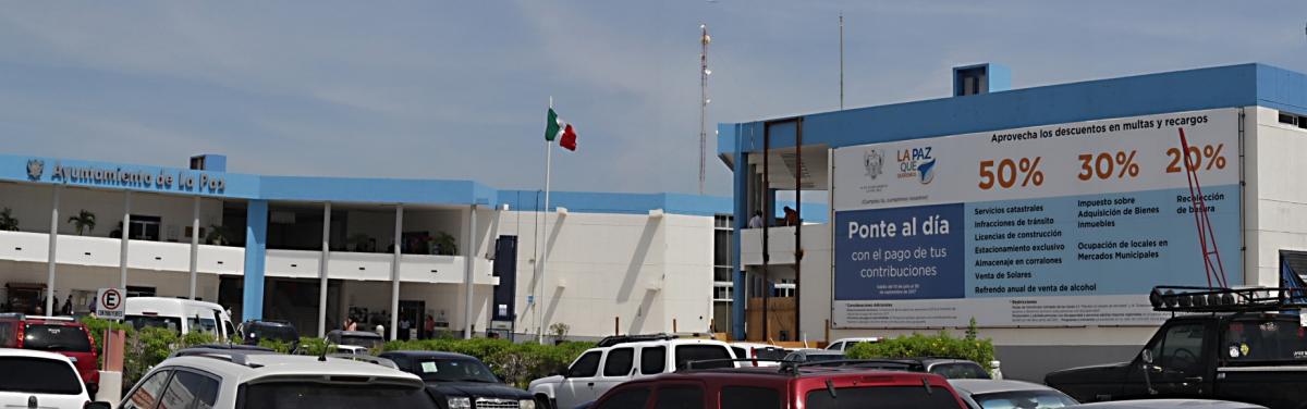 """30 de septiembre culmina el """"Programa de Descuentos en Contribuciones"""" del Ayuntamiento de La Paz"""