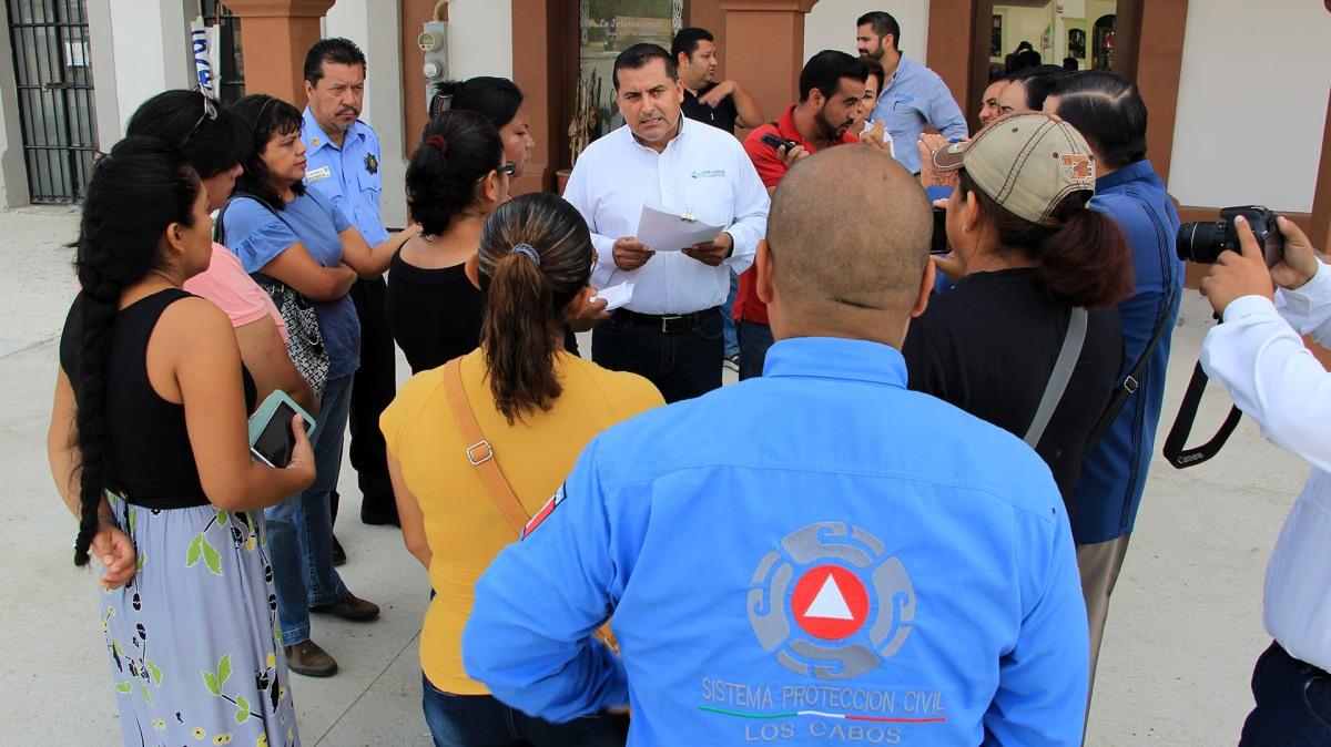 Exhorta Gobierno Municipal a la ciudadanía, estar atentos al resto de la temporada de huracanes