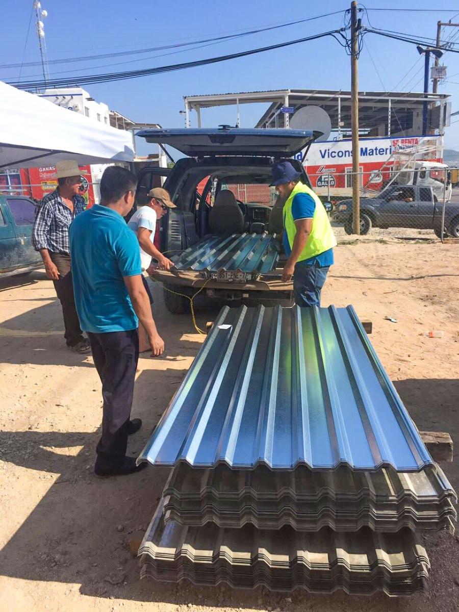 Entrega INVI apoyos a más de 1700 familias en Los Cabos