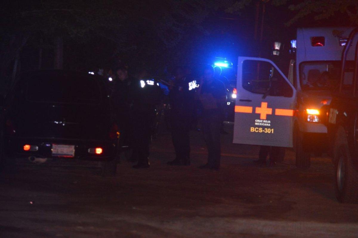 """Homicidio a balazos en el barrio """"El Manglito"""" está madrugada"""