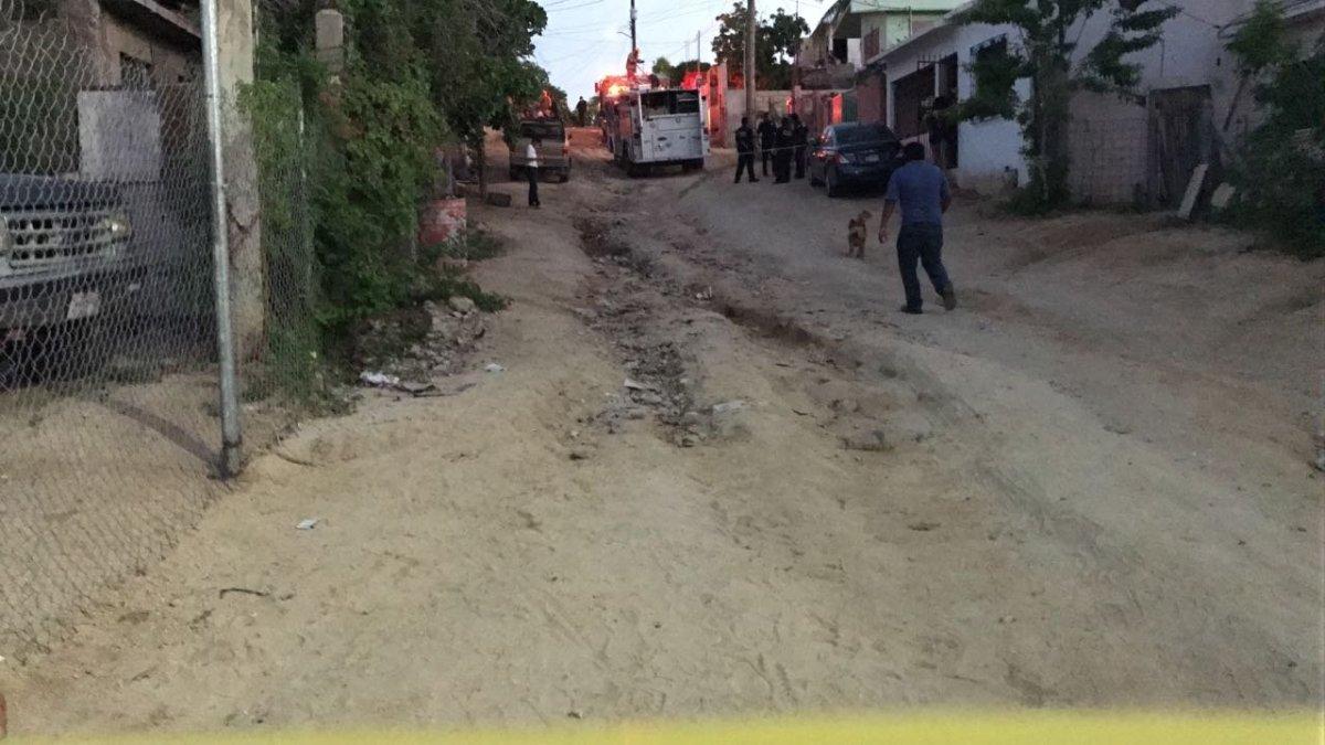 #LOSCABOS - Homicidio de una niña y explosión de GRANADA