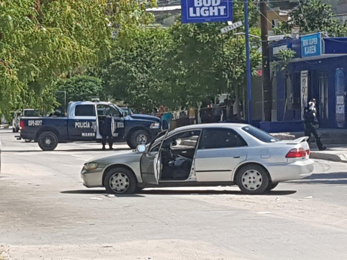 Persecución a balazos dejó un muerto y un HERIDO de gravedad en La Paz