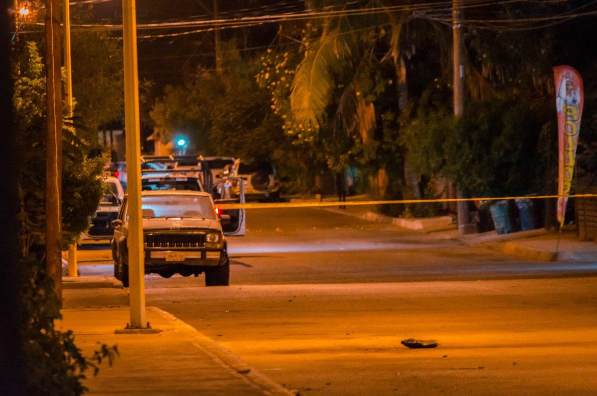 ¡Dos heridos de BALA en diferentes hechos esta noche! - #LAPAZ
