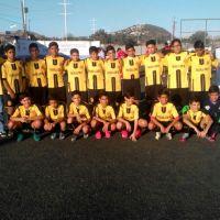 Equipo Rebeldes ganan el torneo Municipal de Fútbol