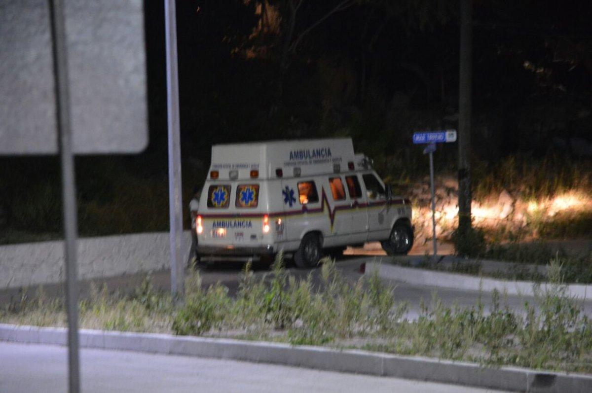 Dos ejecutados está noche en LA PAZ con armas de alto calibre