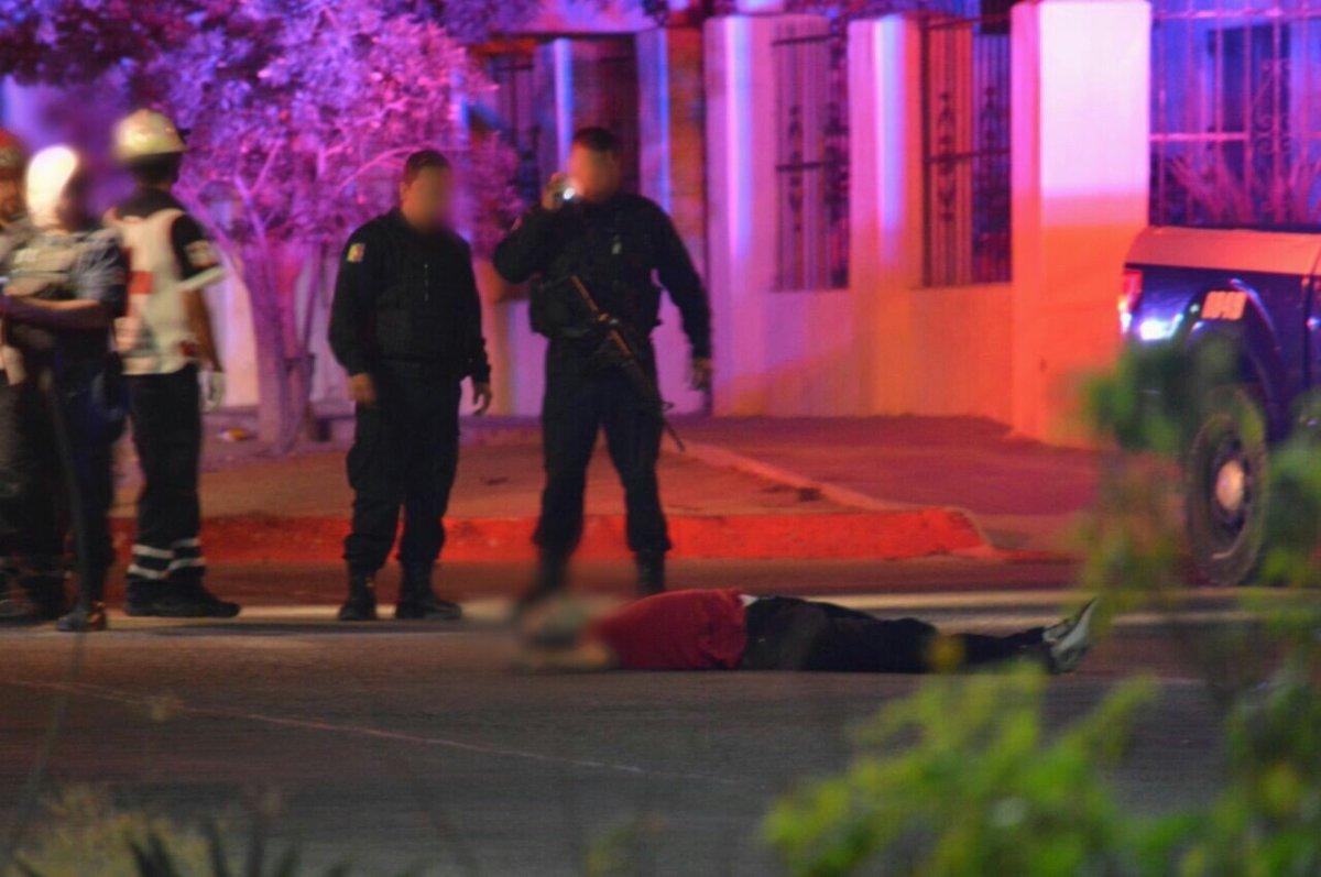 """Mataron a balazos en Los Olivos a """"El Peludo"""" en La Paz"""