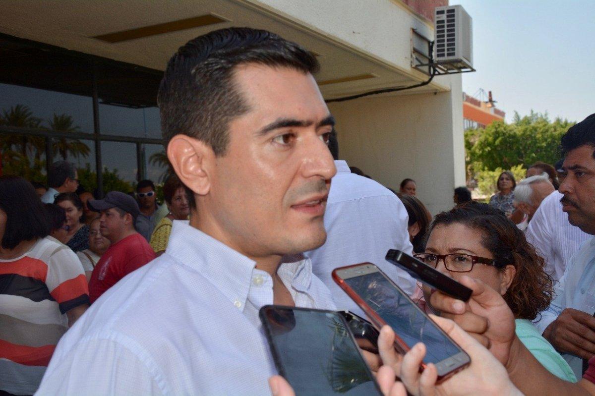 Irresponsable que Alberto Rentería pida la renuncia del Gobernador de BCS dice Rigo Mares
