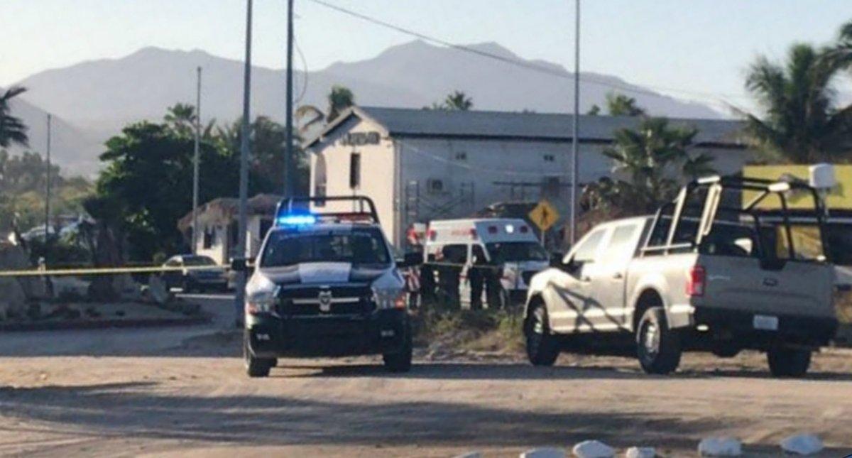 #SANJOSÉDELCABO - ¡Sicarios irrumpen en Mariscos La Playa el saldo es de 3 Muertos!