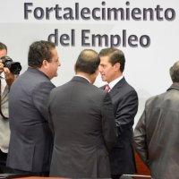 Solicita Gobernador de BCS a Peña Nieto mayor intervención y cooperación de su Gobierno en materia de seguridad
