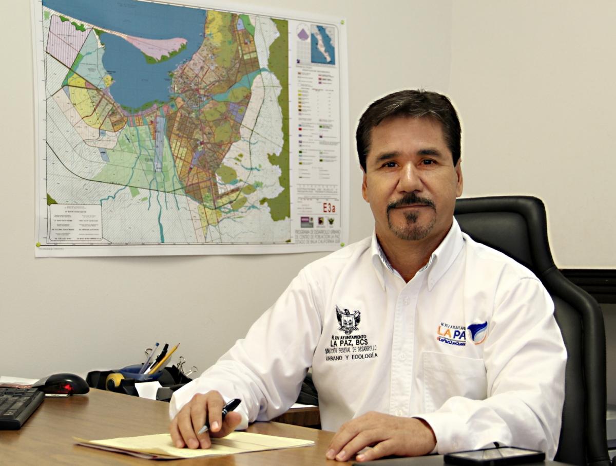 Toda obra de construcción en La Paz debe cumplir con lo que marca la Ley: Anaya Carbajal