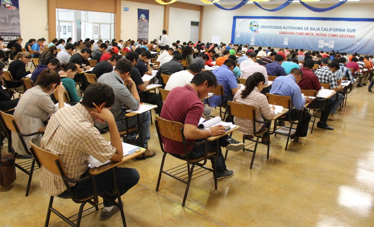 Abre UABCS primera convocatoria del año para el Examen de Egreso del nivel Licenciatura